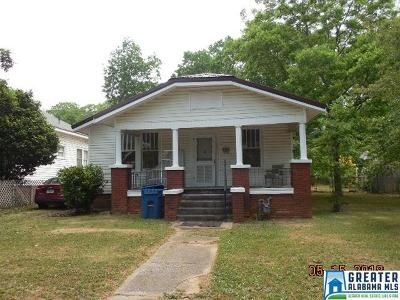 Anniston Single Family Home For Sale: 2025 Leighton Ave