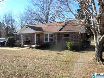 Clay County, Cleburne County, Randolph County Single Family Home For Sale: 60509 N Hwy 49