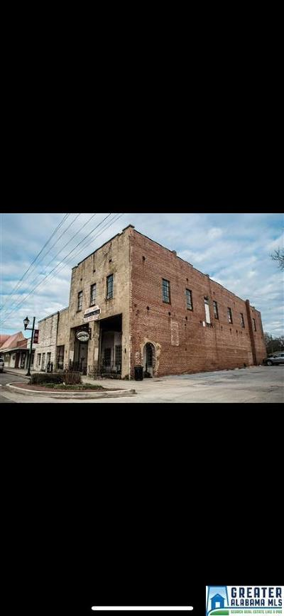 Commercial For Sale: 115 S Main St