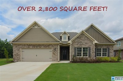 Trussville Single Family Home For Sale: 46 Waterford Pl