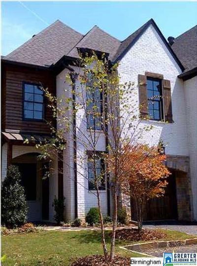 Hoover AL Condo/Townhouse For Sale: $289,900