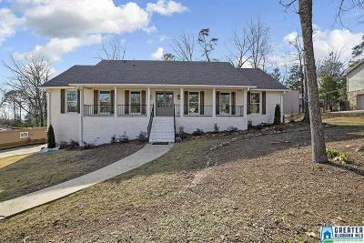 Single Family Home For Sale: 2656 Foothills Dr