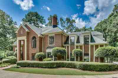 Birmingham AL Single Family Home For Sale: $849,780