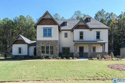 Hoover Single Family Home For Sale: 2772 Blackridge Ln