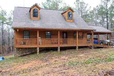 Talladega Single Family Home For Sale: 660 Fox Trot
