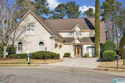 Hoover Single Family Home For Sale: 385 Rockport Ln