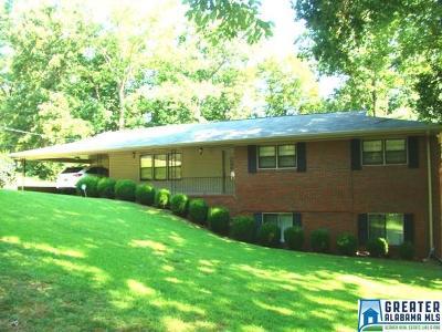 Jacksonville Single Family Home For Sale: 1105 6th St NE