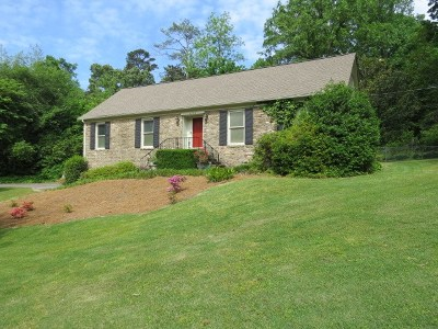 Single Family Home For Sale: 3736 Valley Head Rd