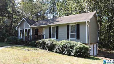 Single Family Home For Sale: 952 Thomas Dr