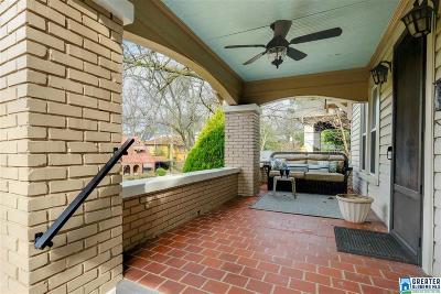 Birmingham Single Family Home For Sale: 5017 7th Ave S