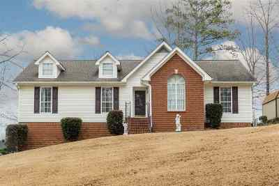 Trussville Single Family Home For Sale: 6849 Candlewood Ln