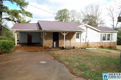 Weaver Single Family Home For Sale: 615 Weaver Ln