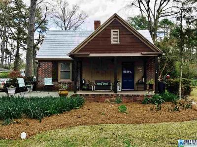 Trussville Single Family Home For Sale: 129 Parkway Dr