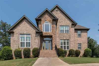 Trussville Single Family Home For Sale: 5750 Carrington Lake Pkwy