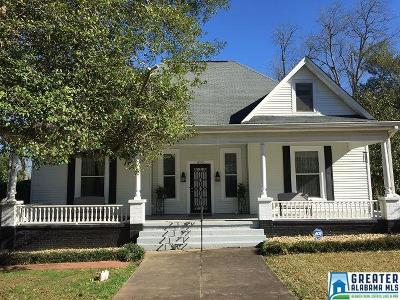 Roanoke AL Single Family Home For Sale: $249,000