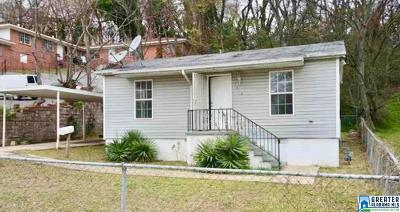 Birmingham Single Family Home For Sale: 2808 24th St W