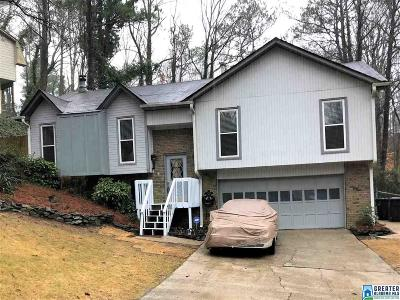 Birmingham AL Single Family Home For Sale: $199,000