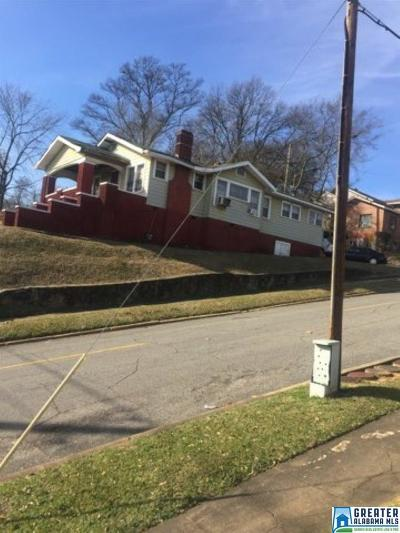 Birmingham Single Family Home For Sale: 2230 13th Ave N