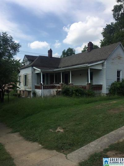 Birmingham Single Family Home For Sale: 948 Center St N