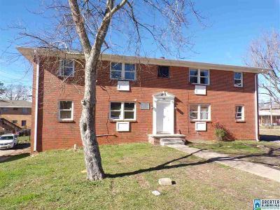 Birmingham, Homewood, Hoover, Irondale, Mountain Brook, Vestavia Hills Rental For Rent: 7744 Madrid Ave
