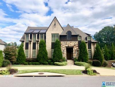 Vestavia Hills Single Family Home Active-Break Clause: 1532 Pumphouse Ct