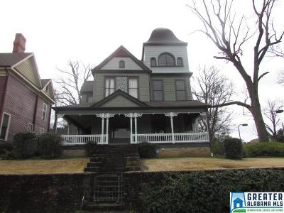 Anniston Single Family Home For Sale: 310 E 7th St