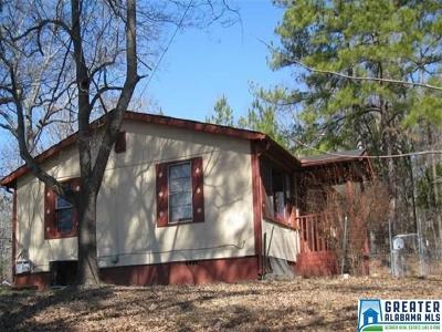 Jacksonville Single Family Home For Sale: 243 Dogwood Cir