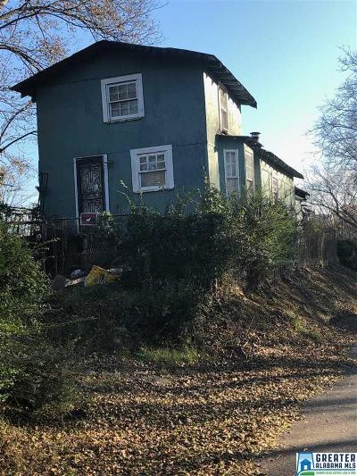 Birmingham Single Family Home For Sale: 1401 3rd Pl N