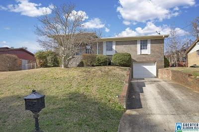 Birmingham Single Family Home Active-Break Clause: 1648 Brookfield Ln