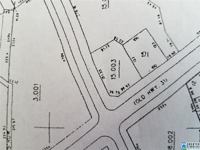 Pelham Residential Lots & Land For Sale: 9224 Helena Rd