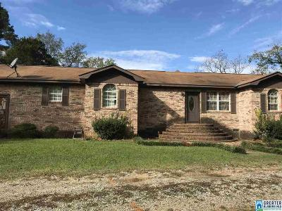 Single Family Home For Sale: 4292 Co Rd 131
