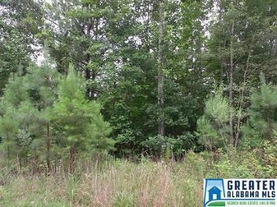 Randolph County Residential Lots & Land For Sale: Co Rd 807