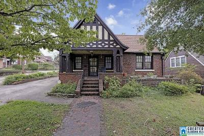 Birmingham Single Family Home For Sale: 521 14th St