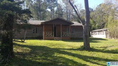 Birmingham AL Single Family Home For Sale: $87,500