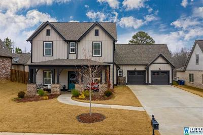 Trussville Single Family Home For Sale: 8193 Caldwell Dr
