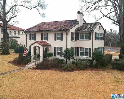 Anniston Single Family Home For Sale