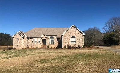 Clay County, Cleburne County, Randolph County Single Family Home For Sale: 146 Oakview Way