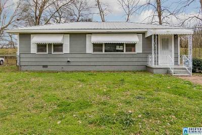 Hueytown Single Family Home Contingent: 2113 Mississippi Ave