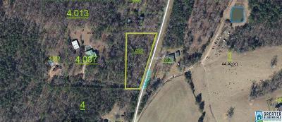Jacksonville AL Residential Lots & Land For Sale: $20,800