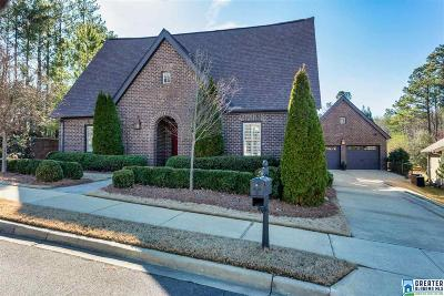 Hoover Single Family Home Contingent: 3867 James Hill Cir