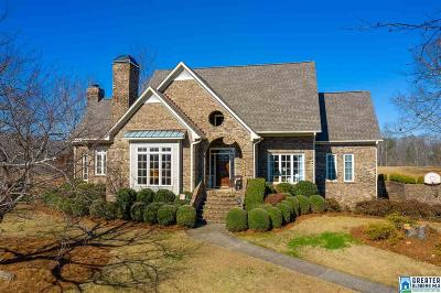 Trussville Single Family Home For Sale: 8524 Skyline Way