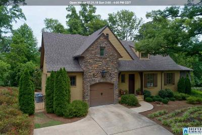 Mountain Brook Single Family Home For Sale