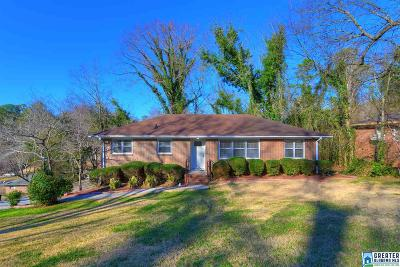 Birmingham Single Family Home For Sale: 204 Dorr Dr