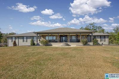 Bessemer Single Family Home For Sale: 603 Flint Hill Rd