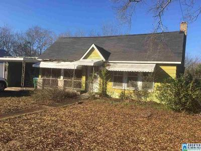 Talladega Single Family Home For Sale: 608 Coffee St