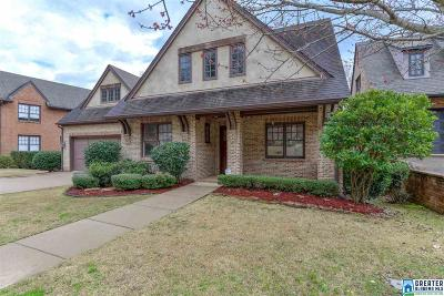 Hoover Single Family Home For Sale: 318 Stone Brook Cir