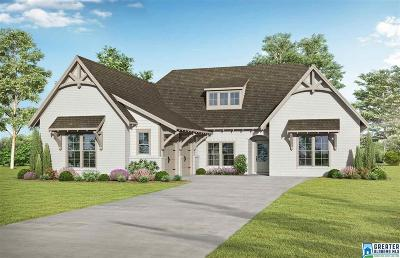 Jefferson County, Shelby County, Madison County, Baldwin County Single Family Home For Sale: 73 Clubhouse Way