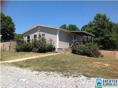 Pell City Single Family Home For Sale: 55 Walkers Crossing Rd