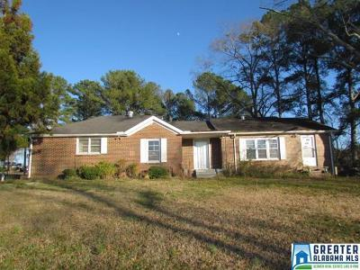 Piedmont Single Family Home For Sale: 406 Old Centre Hwy