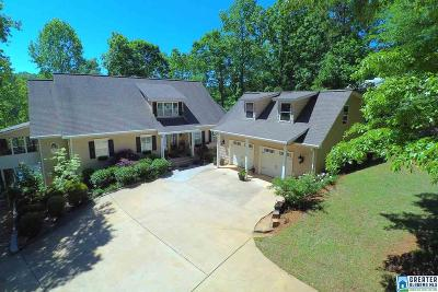 Clay County, Cleburne County, Randolph County Single Family Home For Sale: 527 Esther Cir